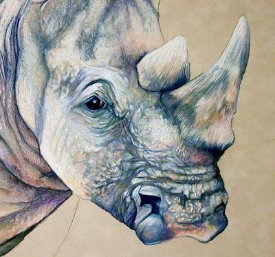RhinoFinishDryWor